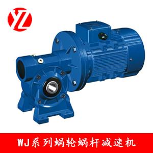 WJ系列蝸輪減速機